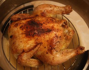 Рецепты для аэрогриля курица целиком