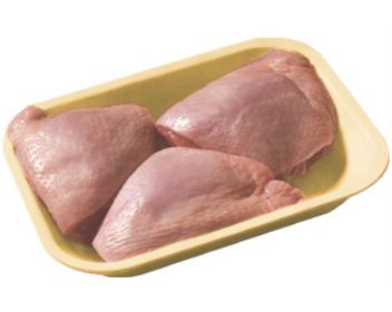 как запечь куриные бёдра