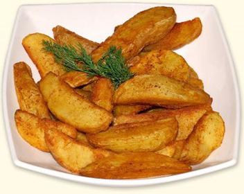 Запечь картошку по деревенски в мультиварке — 2