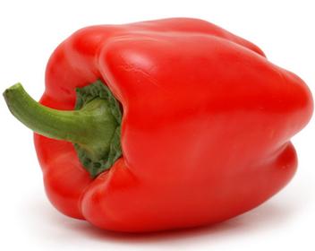 как запечь болгарский перец